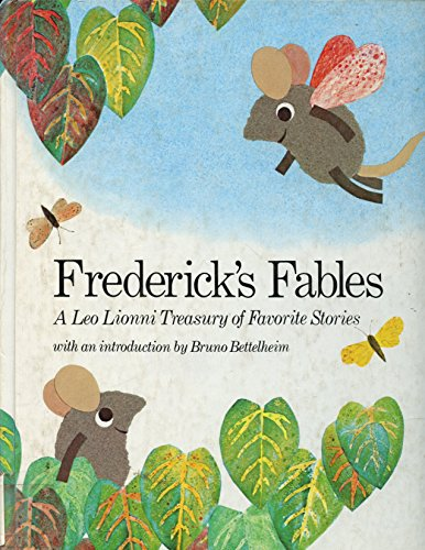 9780394977102: Frederick's Fables: A Leo Lionni Treasury of Favorite Stories