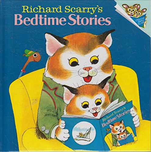 9780394982694: Richard Scarry's Bedtime Stories (Picturebacks)