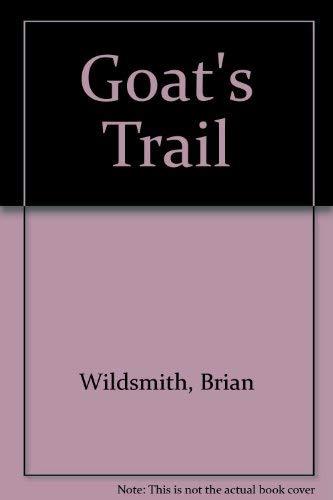 9780394982762: Goat's Trail