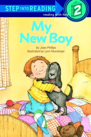9780394982779: My New Boy (Step into Reading)