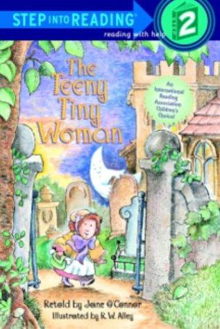 9780394983202: The Teeny Tiny Woman (Step into Reading)