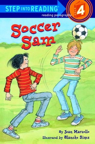 9780394984063: Soccer Sam (Step into Reading)