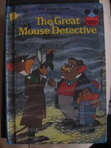 9780394984971: GREAT MOUSE DETECTIVE (Disney's Wonderful World of Reading, No 55)
