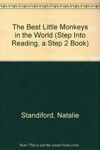 9780394986166: The Best Little Monkeys in the World (Step Into Reading, Step 2)