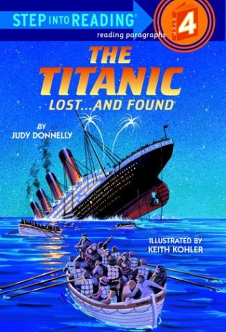 9780394986692: Titanic: Lost and Found (Step into Reading)