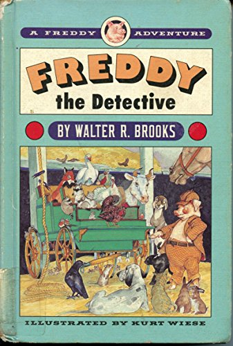 9780394988856: Freddy the Detective