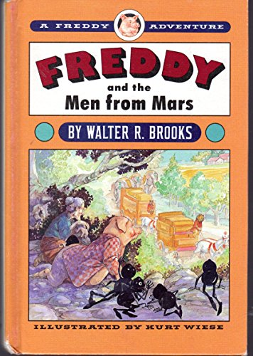 9780394988870: Freddy and the Men from Mars (A Freddy Adventure)