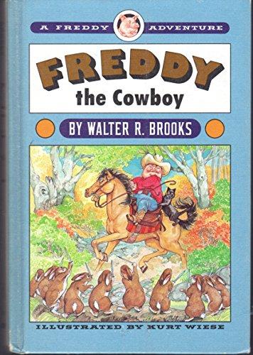 9780394988917: FREDDY THE COWBOY (A Freddy Adventure)