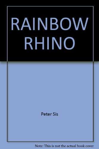 9780394990095: Rainbow Rhino