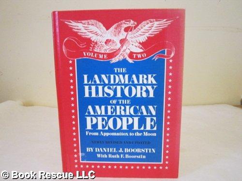 9780394991191: The Landmark History of the American People Vol. 2