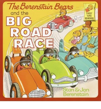 9780394991344: Berenstain Bears and the Big Road Race (First Time Readers)