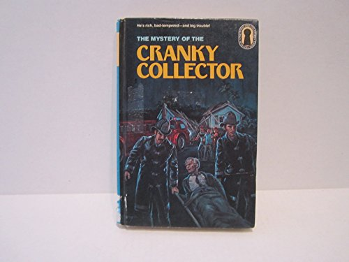 9780394991535: The Three Investigators in The Mystery of the Cranky Collector