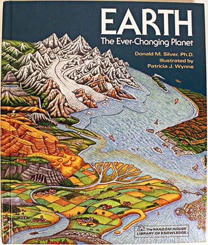 9780394991955: Earth: The Ever-Changing Planet (Random House Library of Knowledge, No 9)