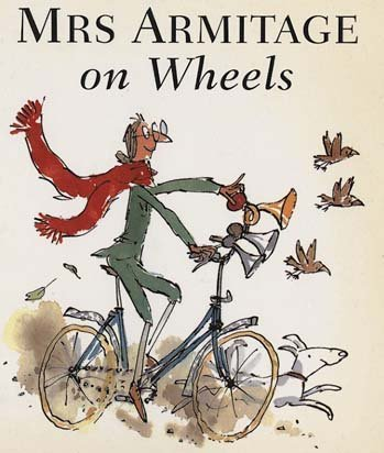 9780394994987: Mrs Armitage on Wheels