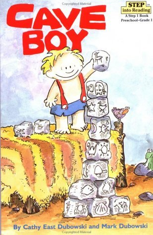 9780394995717: CAVE BOY (Step into Reading)