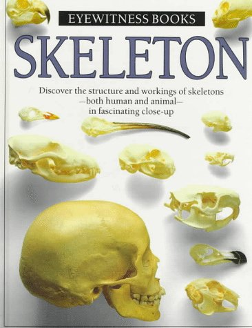 9780394996202: Skeleton (Eyewitness Books)