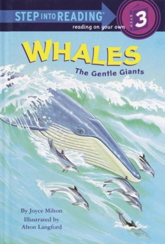 9780394998091: Whales: Gentle Giants (Step into Reading)
