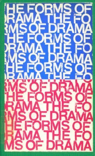 9780395043271: The forms of drama