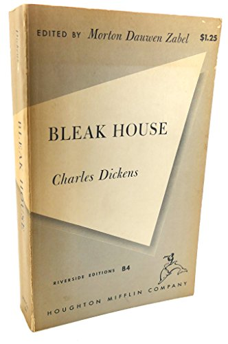 9780395051047: Bleak House: Riverside Edition