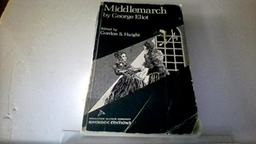 Middlemarch: George Eliot, Gordon
