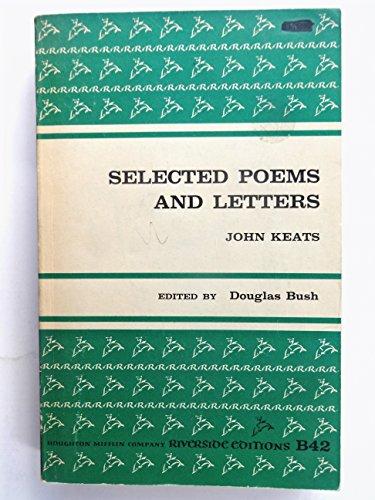 Selected Poems and Letters (Riverside Editions) [Jan: John Keats; Douglas