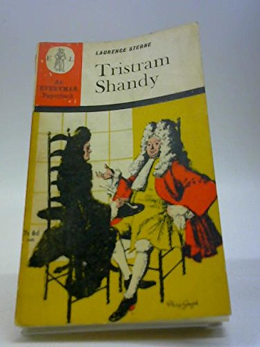 Life and Opinions of Tristram Shandy, Gentleman: Laurence Sterne