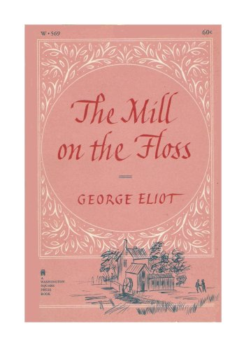 9780395051511: The Mill on the Floss (Riverside Editions)