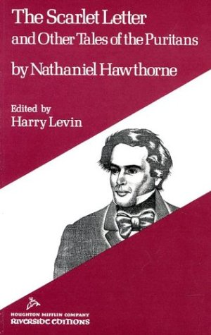 a discussion on the presentation of puritans in the scarlet letter by nathaniel hawthorne
