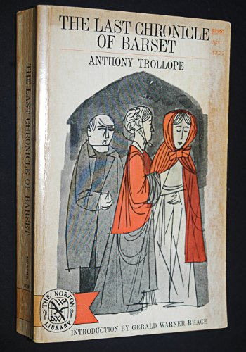 Last Chronicle of Barset (Riverside editions): Trollope, Anthony