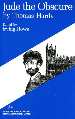 Jude the Obscure (Riverside Editions): Thomas Hardy, Irving