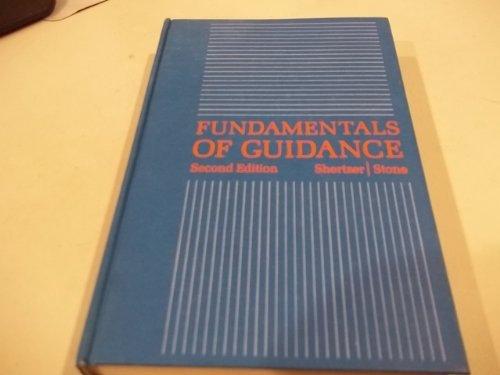 9780395054031: Fundamentals of guidance