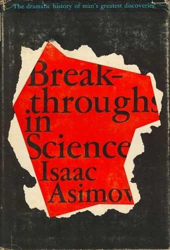 9780395065617: Breakthroughs in Science: