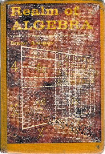 Realm of Algebra: Isaac Asimov