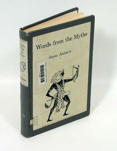 9780395065686: Words from the Myths