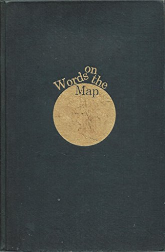 9780395065693: Words on the Map