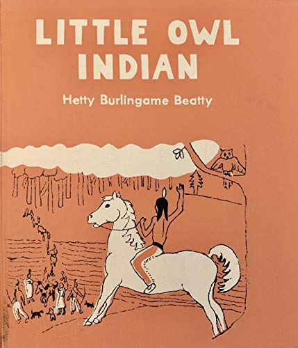 9780395066195: Little Owl Indian
