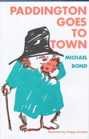 9780395066355: Paddington Goes to Town
