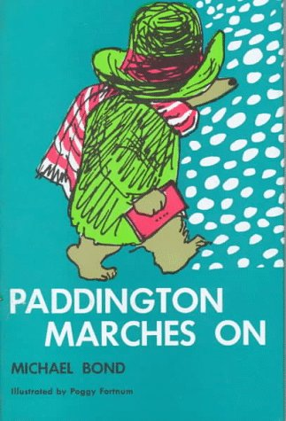 9780395066423: Paddington Marches on
