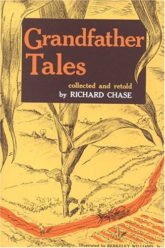 9780395066928: Grandfather Tales
