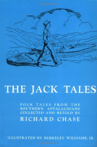9780395066942: The Jack Tales: Folk Tales From The Southern Appalachians