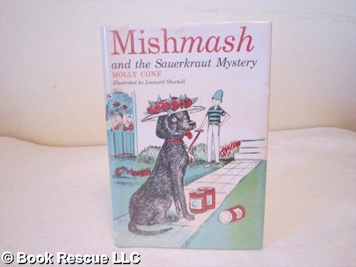 9780395067024: Mishmash and the Sauerkraut Mystery