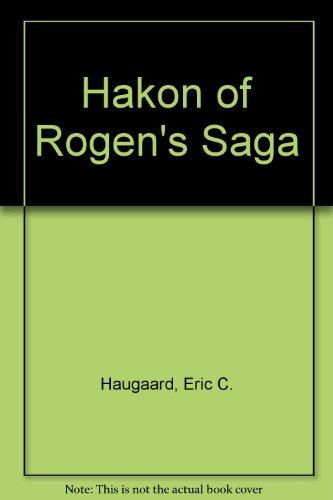 9780395068038: Hakon of Rogen's Saga