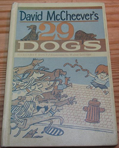 9780395068328: David McCheever's 29 Dogs