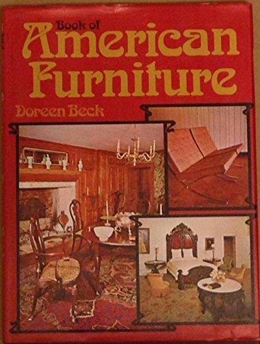 9780395068434: Book of American Furniture.