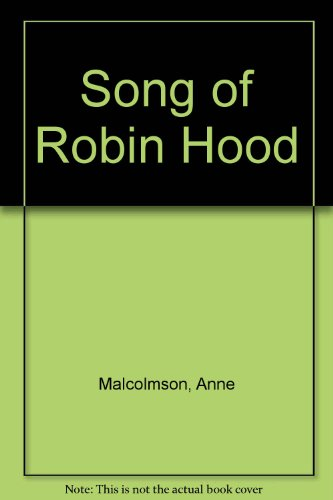 9780395068953: Song of Robin Hood
