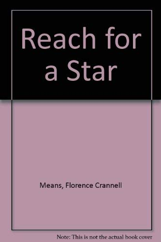9780395069349: Reach for a Star
