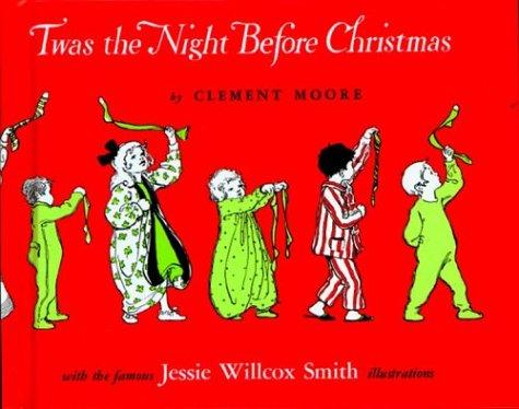 9780395069523: Night Before Christmas
