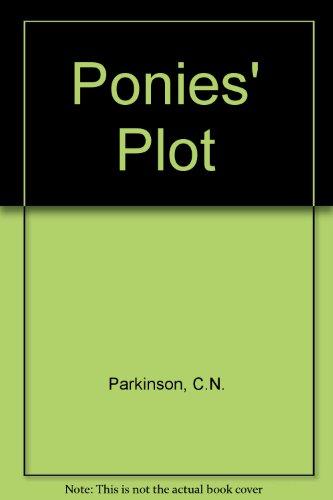 9780395069943: Ponies' Plot