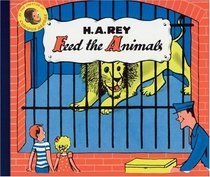 Feed the Animals (Lift-the-Flap Series) (0395070635) by H. A. Rey; Hans Augusto Rey