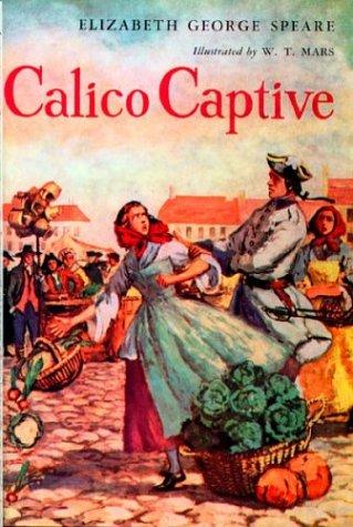 9780395071120: Calico Captive